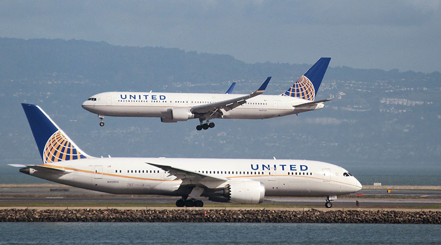 Mother 'scared' UA would react violently if she asked why 2yo's seat was given to standby passenger