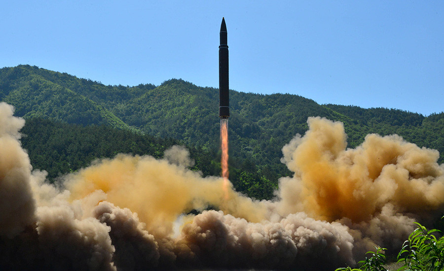 Australia would stand by US if N. Korea launched nuclear weapon in its direction – deputy PM
