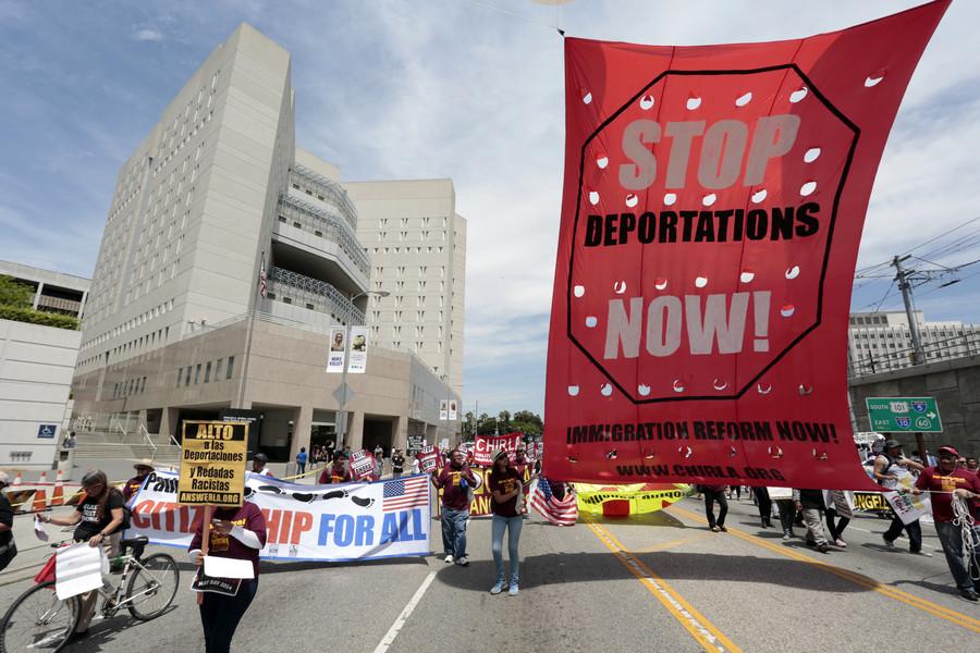 California bill to create sanctuary state passes key legislative hurdle
