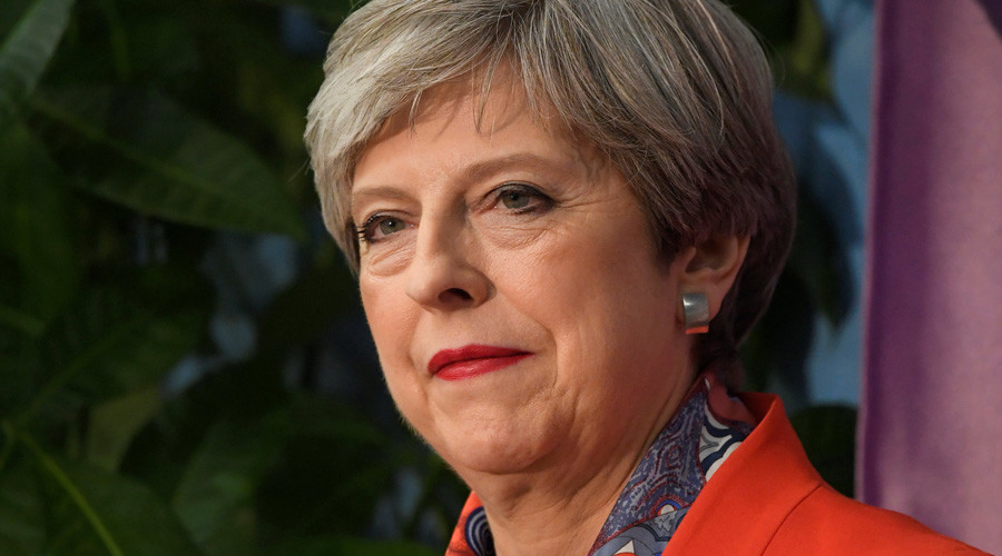 Theresa May to call for crackdown on terrorist funding at G20 meeting
