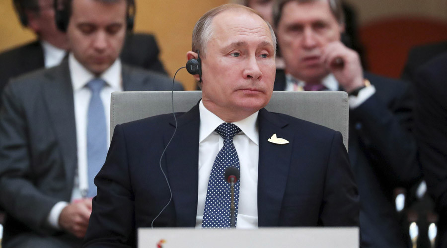 Russia against protectionism & politicizing of trade – Putin
