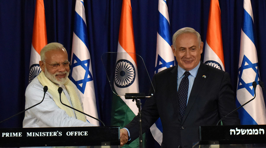 India & Israel ink $4.3bn worth of deals, push for closer economic ties
