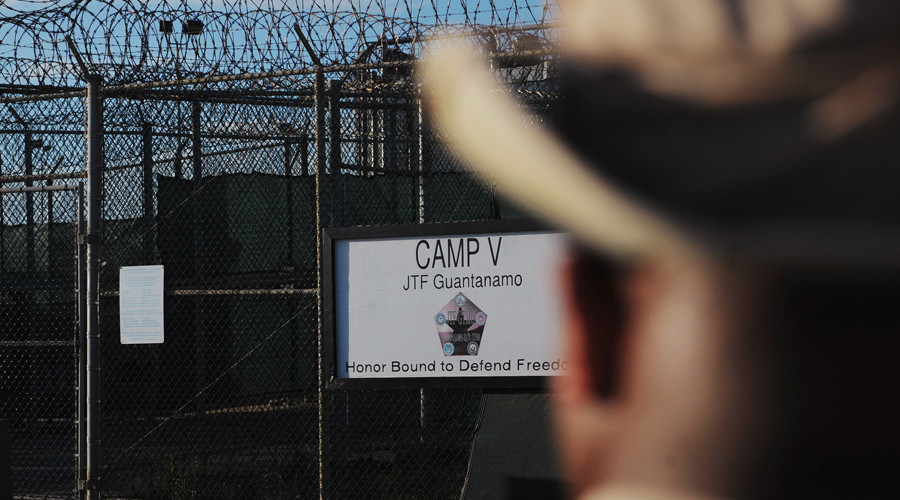'Very fine place': AG Sessions visits Guantanamo detention camp