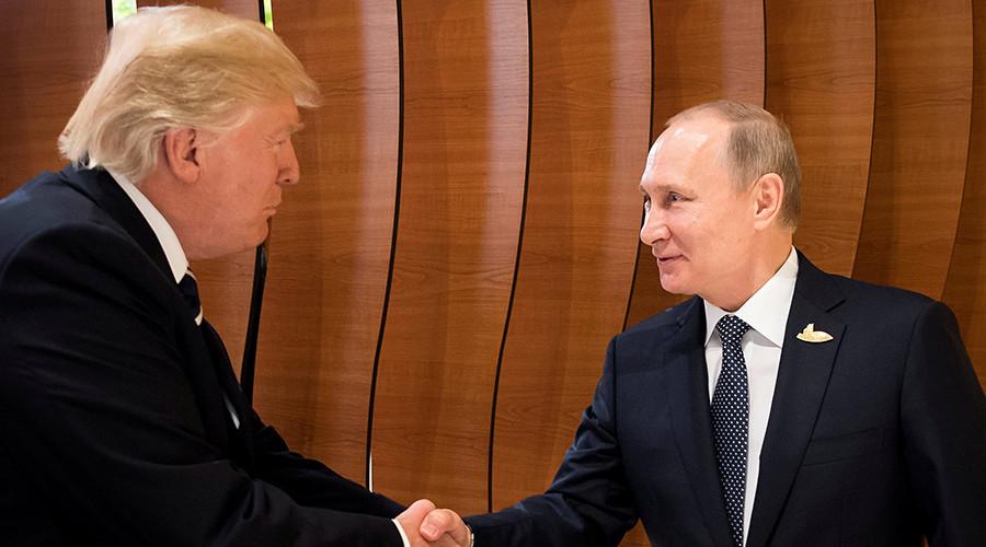 'Positive chemistry' between Trump & Putin at first meeting – Tillerson