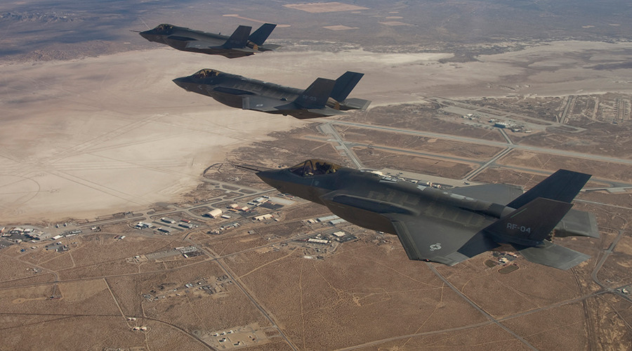 US lawmaker looks to block F-35 Ankara sale in ongoing fallout over Turkish DC security brawl