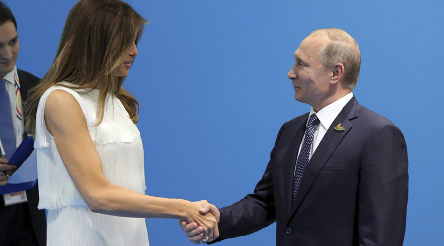 Not even Melania could break up lengthy Putin-Trump meeting, says Tillerson