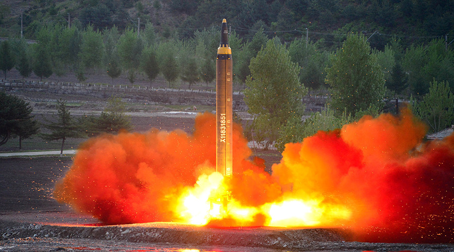 Moscow offers evidence to UN that N. Korea tested mid-range missile, not ICBM