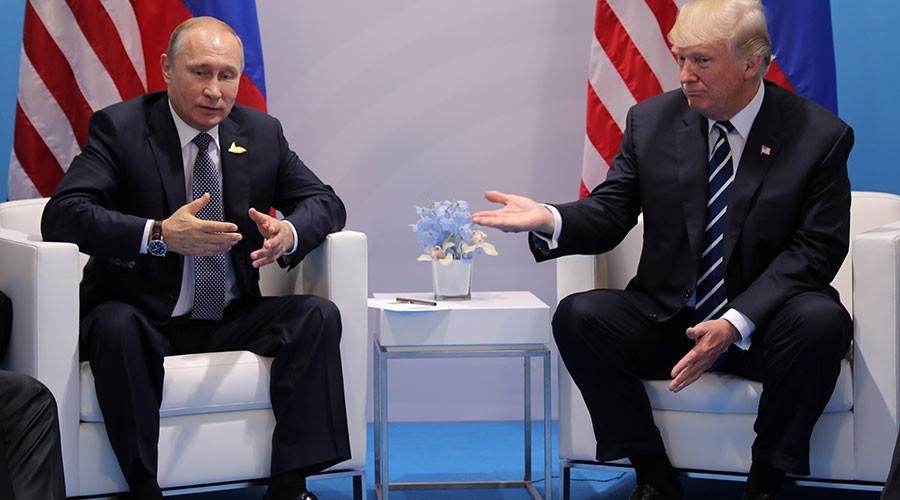 Trump & Putin defy the tyranny of Russophobia