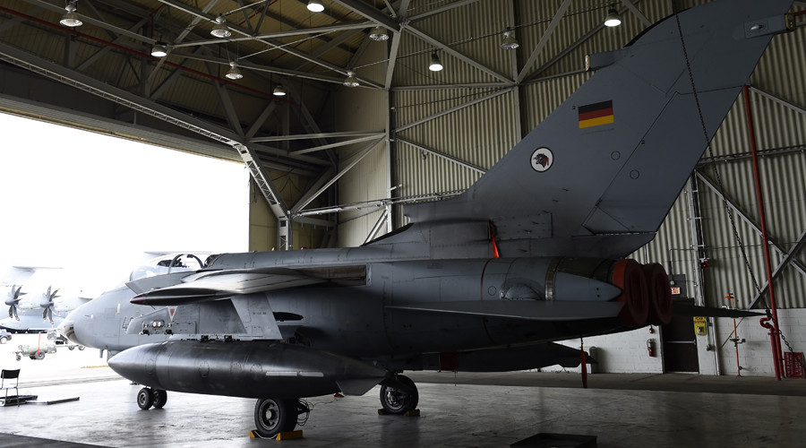 Germany begins troop withdrawal from Turkey's Incirlik Air Base