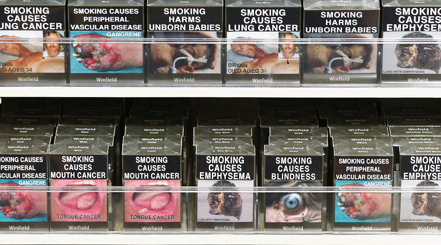 US tobacco giant to pay Australia after losing arbitration over packaging