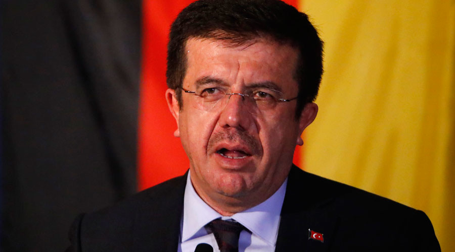 Austria labels barred Turkish minister a 'danger to the public'