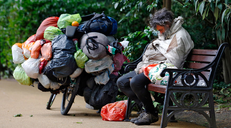 'Hidden crisis': Extent of homelessness in UK countryside 'underestimated'