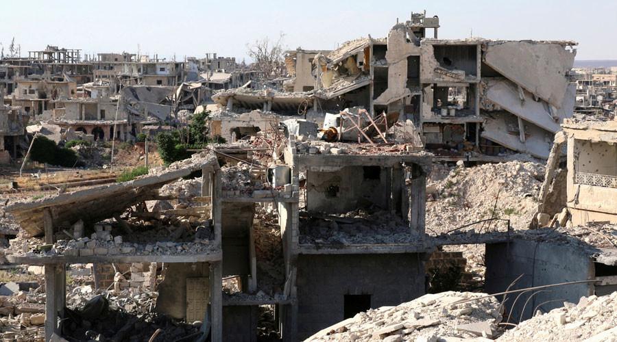 'Red line for Israel, Saudi Arabia & Turkey: President Assad gaining total control of Syria'