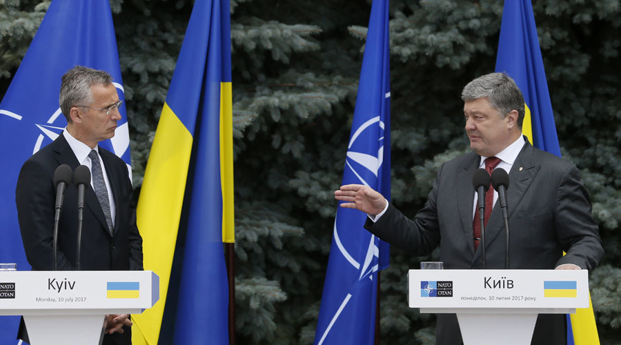 Ukraine to meet NATO membership standards by 2020 – Poroshenko