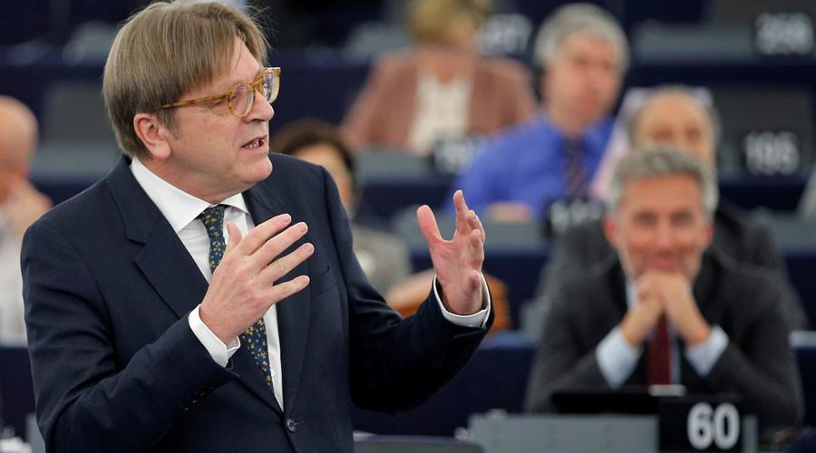 'Damp squib': May's plan for EU migrants shot down by key negotiator