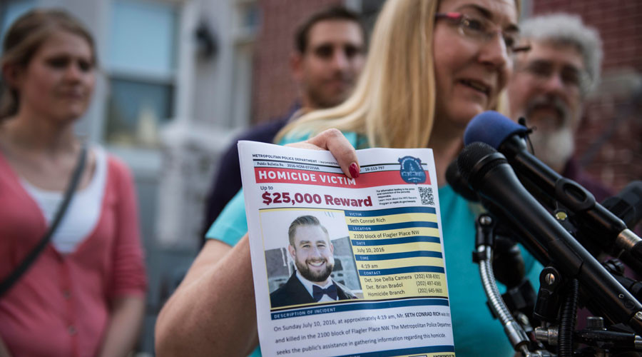 Seth Rich: Family blasts 'partisan' investigations on 1st anniversary of DNC staffer's death