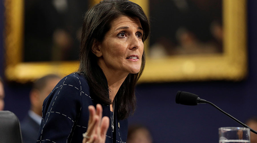 Another nothing burger? 'Everyone interested to see Nikki Haley's evidence of Russia hacking'