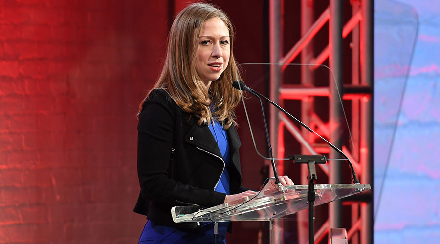 Chelsea Clinton calls out Trump over defense of Ivanka's G20 stand-in role