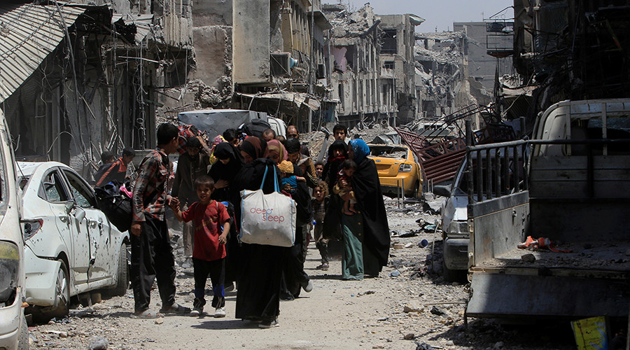 Amnesty calls for special Mosul commission to probe potential war crimes by coalition & ISIS