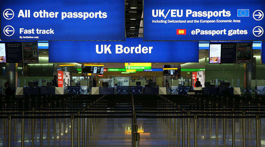 Migration puts UK's soaring population on course to overtake France in 2nd place in EU
