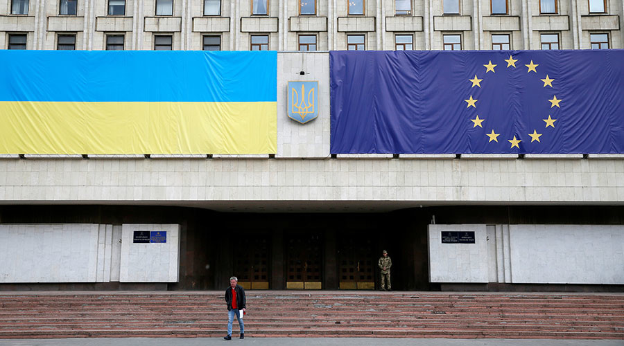EU finalizes economic association agreement with Ukraine
