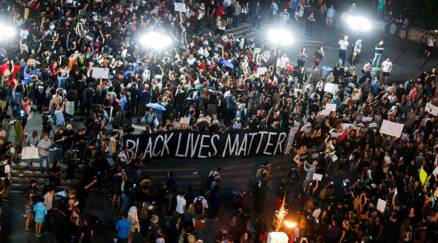 Anti-Black Lives Matter crowdfunding page banned 'for not promoting harmony'