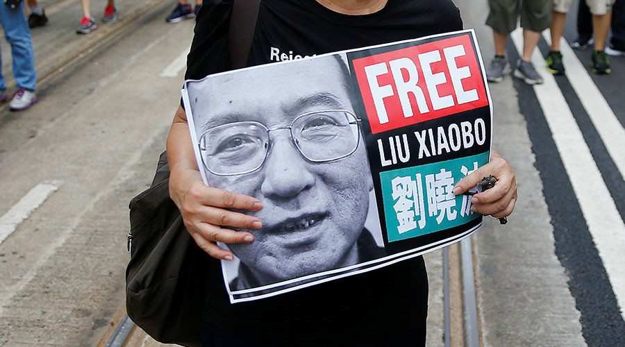 Secret recording released of Nobel winner Liu Xiaobo being medically treated