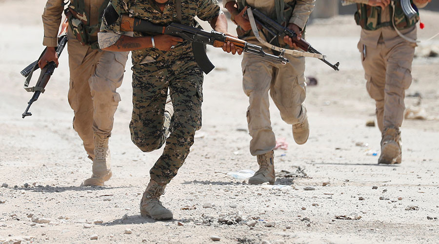 2 Americans, 1 British volunteer killed fighting alongside Kurds against ISIS in Syria