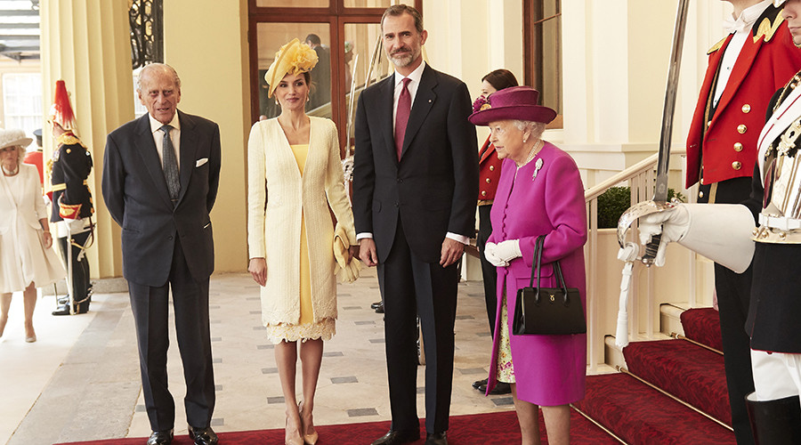 Tories threaten to walk out on King of Spain if Gibraltar sovereignty mentioned