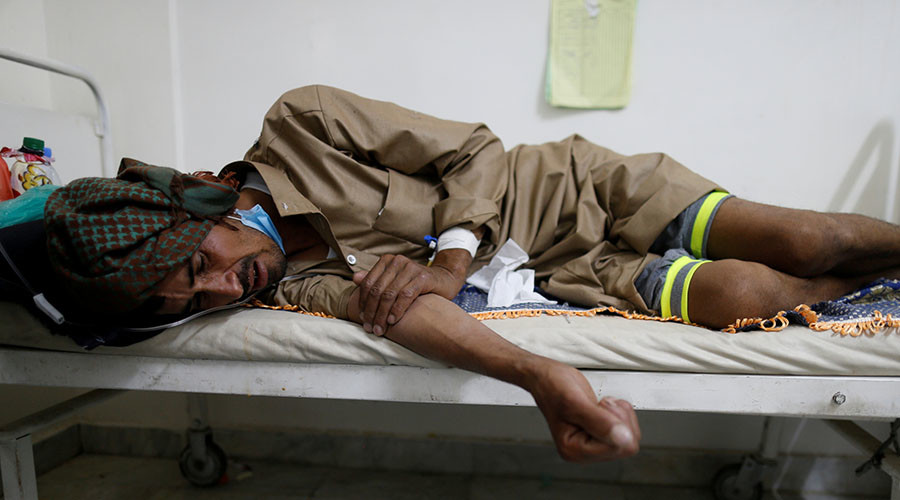 'Humanity can't continue to lose out to politics' – UN relief chief makes plea to save Yemen