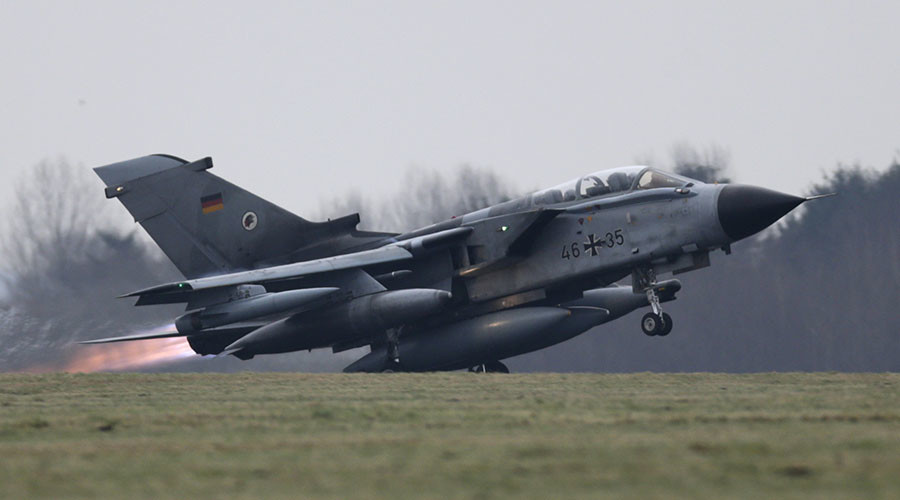 Berlin to boost aviation safety amid fears hackers can hijack warplanes
