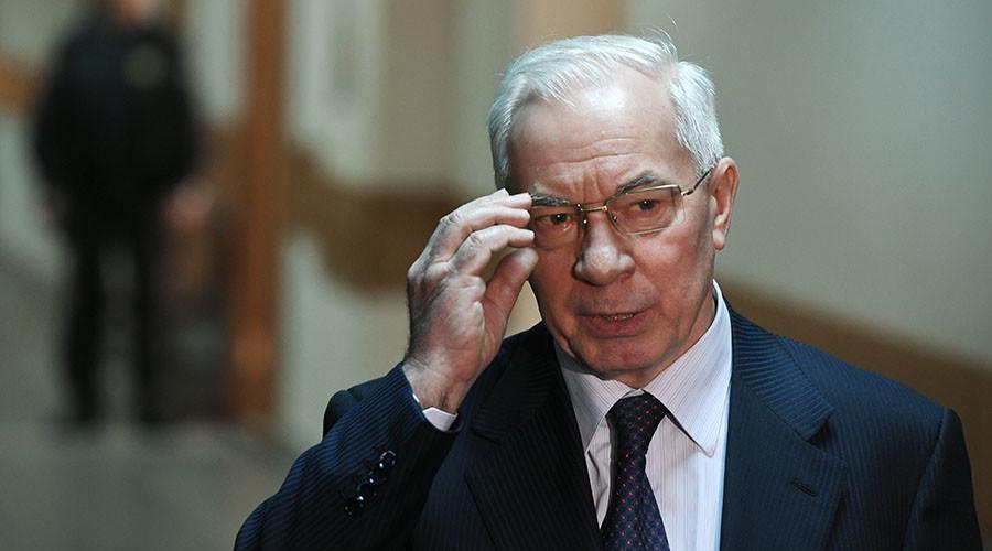 Former Ukrainian PM predicts 'imminent' regime change in Kiev