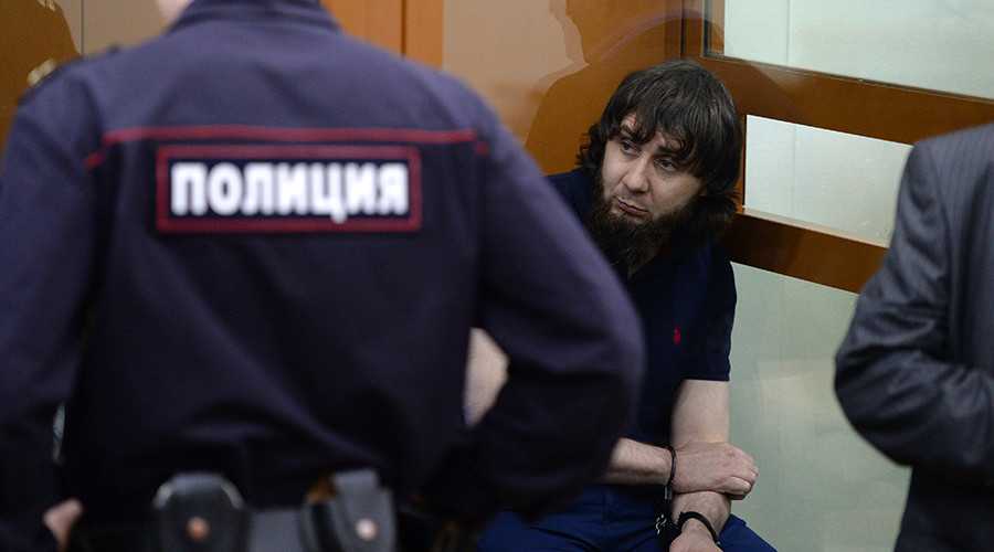 Nemtsov killer sentenced to 20yrs behind bars, accomplices to 11-19yrs