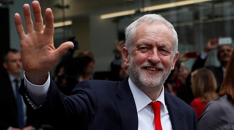 Labour ready to govern & negotiate Brexit, Jeremy Corbyn tells EU's Barnier