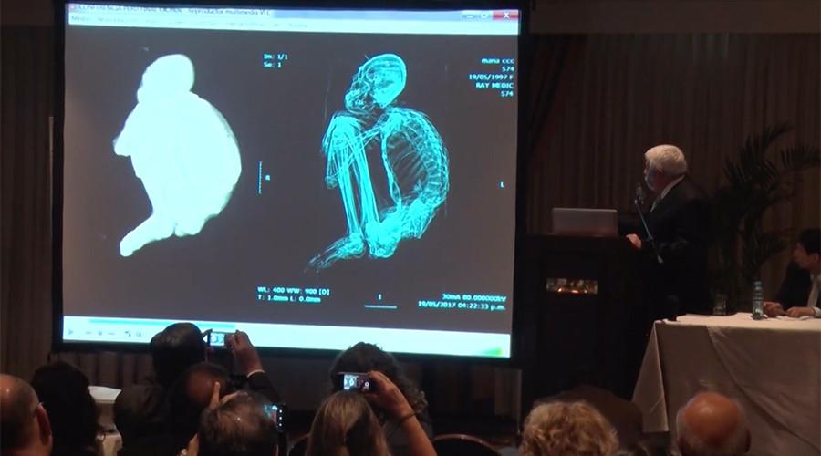 5 'aliens' discovered near Nazca lines in Peru - Ufologist  (VIDEO, POLL)