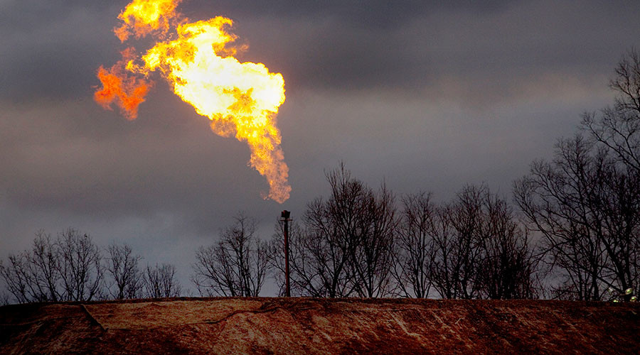 Fracking waste contaminates Penn. watershed with radioactive material