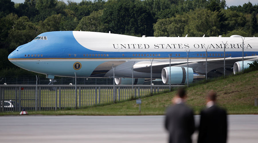 Flipping the switch:  Trump makes about-face on off-record remarks aboard Air Force One