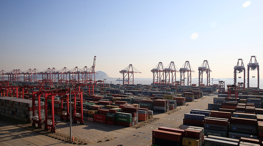Russia-China trade surges 26% in first half of 2017