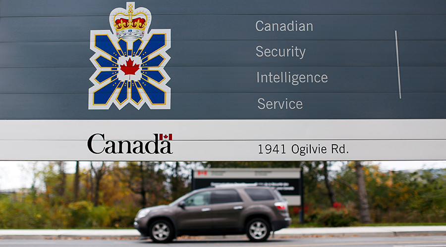 'Discrimination, harassment, bullying': Canada's spy agents file C$35mn lawsuit against bosses