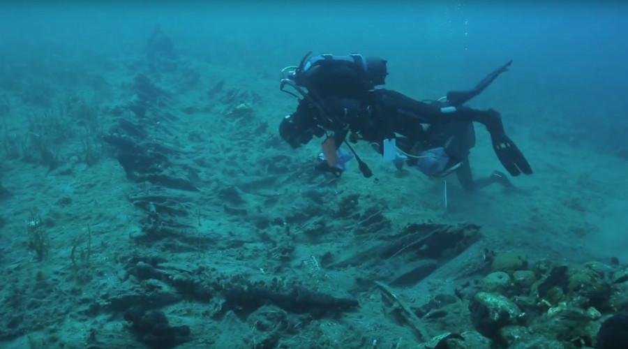 Ancient Greek shipwrecks discovered in Aegean Sea