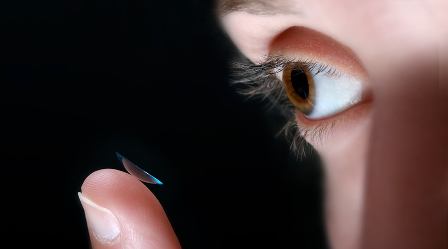 Eye don't believe it! Surgeons find 27 contact lenses lodged in woman's eye