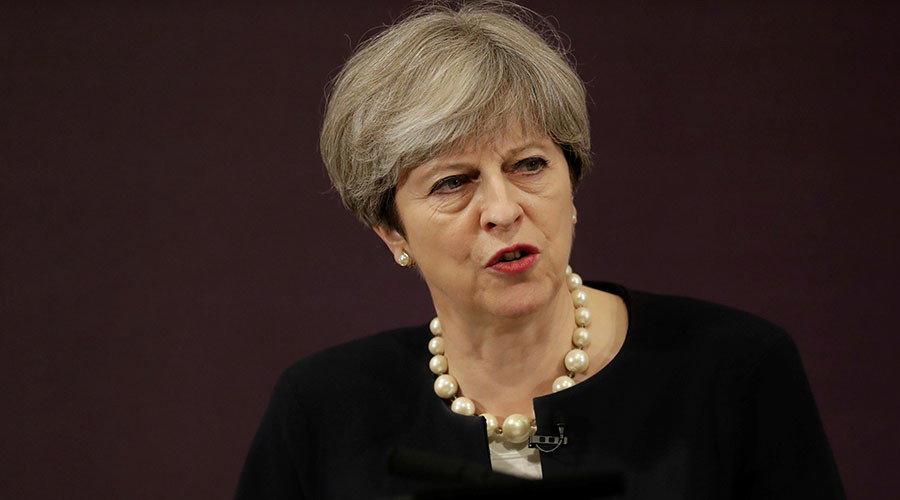 Theresa May to reprimand warring Tory MPs as Brexit splits cabinet