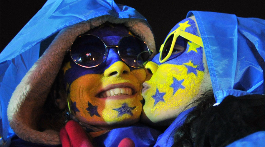EU approves more exports from Ukraine over three years