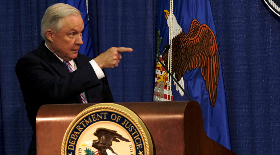 War on crime: AG Sessions calls for return to forfeitures, 'broken windows' policing