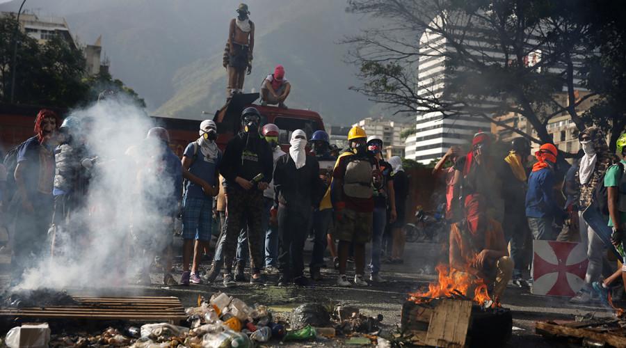 'Venezuelan crisis won't be resolved by violence, killing & regime change'
