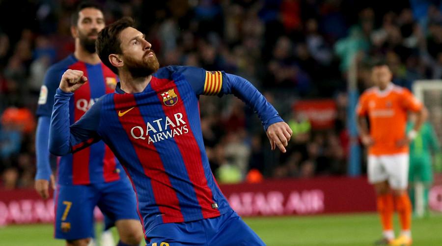 FC Barcelona generate record $818mn income