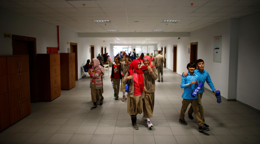 Turkey's new curriculum ditches Darwin, will teach jihad as 'loving your nation'