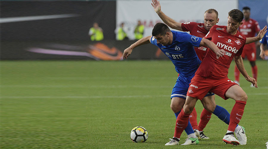 Spartak start title defense with draw against Dynamo in Moscow derby