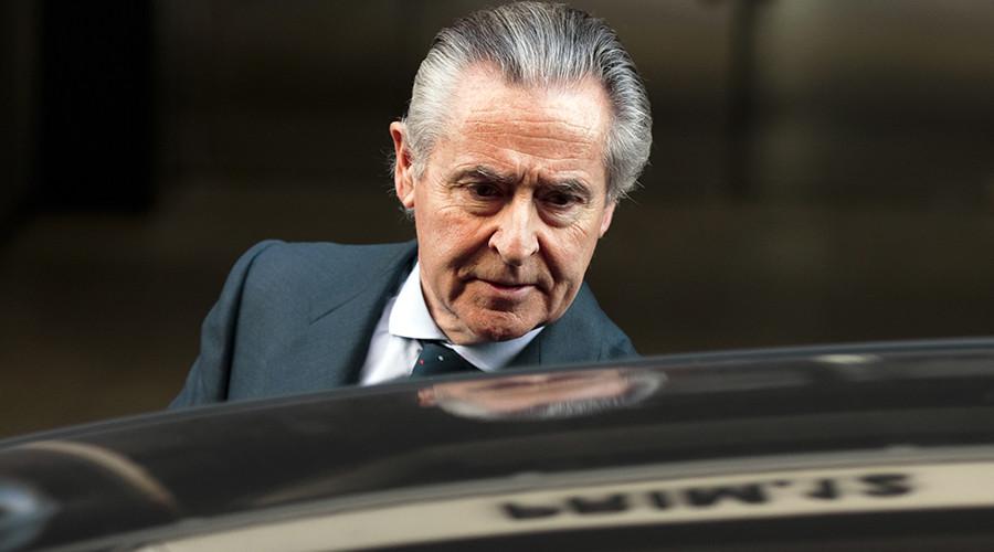 Spanish banker found dead with gunshot wound