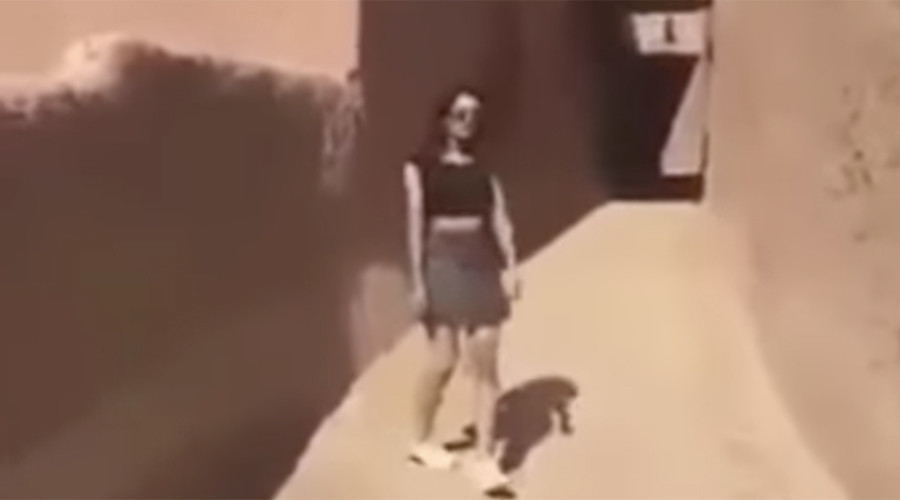 Miniskirt-wearing woman 'released without charge' after Saudi arrest
